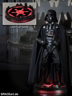 Star Wars: Darth Vader, Voll bewegliche Deluxe-Figur ... http://spaceart.de/produkte/sw011.php