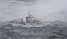 HMCS Gatineau (H61) - ex HMS Express