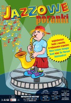 Poranki dla dzieci z muzyką jazzową na żywo - Przygody Myszki