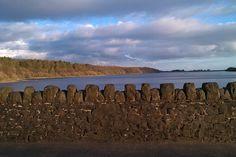 View of Rivington Upper Reservoir from Horrobin Lane, Rivington, Horwich, UK