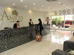 Iloilo Amigo Terrace Hotel Philippines, Asia Ideally located in the prime touristic area of City Proper, Amigo Terrace Hotel promises a relaxing and wonderful visit. Both business travelers and tourists can enjoy the hotel's facilities and services. Facilities like free Wi-Fi in all rooms, 24-hour security, convenience store, daily housekeeping, fax machine are readily available for you to enjoy. Television LCD/plasma screen, internet access – wireless, internet access – wirel...