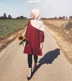 Modern Hijab Fashion, Street Hijab Fashion, Hijab Fashion Inspiration, Muslim Fashion, Ootd Fashion, Fashion 2020, Modest Fashion, Girl Fashion, Fashion Outfits
