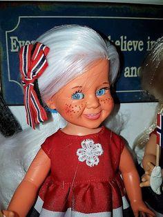 Tjorven Ratti doll Ronald Mcdonald, Carnival, Dolls, Character, Collection, Baby Dolls, Carnavals, Puppet, Doll