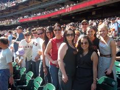 Group outing at the Giants stadium!! (were tix bought with ClearSplit??)
