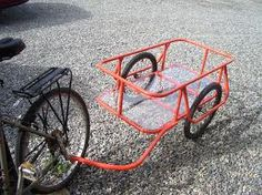 bike trailer welding project - Google Search