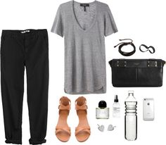 """Untitled #105"" by kristin-gp ❤ liked on Polyvore"