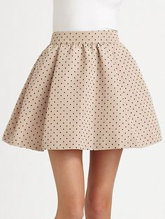 dotted and pretty
