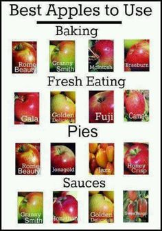 Good thing to know about apples :)