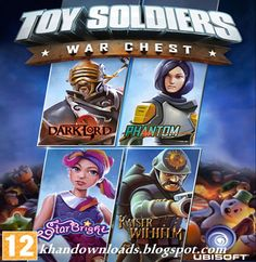 Toy Soldiers War Chest PC Game