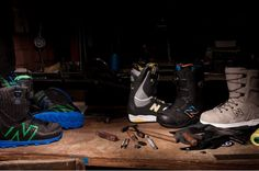 e17b204da79 New Balance x 686 Snowboard Boot Collection WInter 2012-2013
