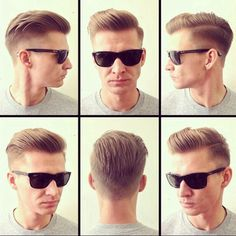 27 Undercut Hairstyles For Men You Would Love To Watch Again & Again Undercut Hairstyles, Hairstyles Haircuts, Men Undercut, Medium Hairstyles, Disconnected Undercut Men, Hairstyle Short, Funky Hairstyles, Formal Hairstyles, Wedding Hairstyles