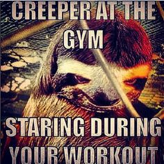 Even worse when you're outside running! You don't think I notice you slowing down and staring as you drive by?