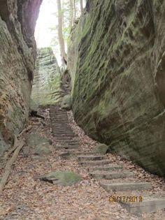 Cantwell Cliffs - Logan, OH