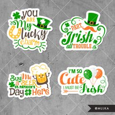 ST-PATRICKS-DAY-LETTERING-WORD-ART CustomSt Patrick's Day lettering and word art. www.mujka.ca Word Art, St Patricks Day, Calligraphy, Graphics, Lettering, Words, Graphic Design, Drawing Letters, Calligraphy Art