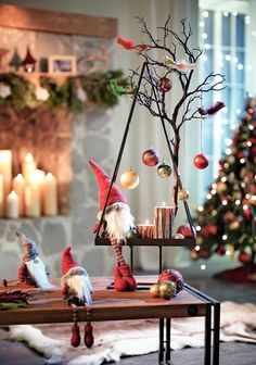 karácsonyi hangulat a kikától