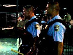Ferguson 'Peaceful' Protest: 'No Justice, No Peace'