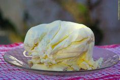 Ezt fald fel!: Mascarpone házilag tejszínből, avagy az isteni ház... Homemade Cheese, Hungarian Recipes, Fondant, Cabbage, Deserts, Food And Drink, Cooking Recipes, Ice Cream, Pudding
