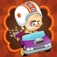 Freak Circus Racing v1.1.0 APK MOD Unlimited Coin