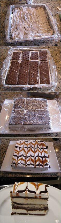 Lazy Ice Cream Cake - Imgur