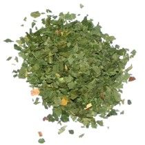 Dried parsley is simply fresh parsley which has been freeze dried. Parsley is best used fresh but the dried version will work in a pinch. Freeze Drying, Korn, Parsley, Recipe Ingredients, Herbs, Fresh, Vegetables, Recipes