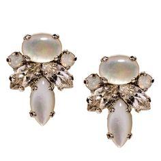 Venus Earrings by AMARO #jewelry #jjcaprices #followyourcaprice