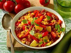 Mit Mexiko verbinden wir kulinarisch Mais, Kartoffeln und viel Hackfleisch vermischt in einem köstlichen Eintopf.