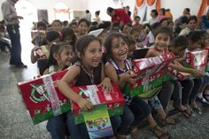 Operation Christmas Child® Shoeboxes full of gifts for children in need. Christmas Shopping, Kids Christmas, Samaritan's Purse, Christmas Thoughts, Joy Of The Lord, Operation Christmas Child, Service Projects, Children In Need, Simple Gifts