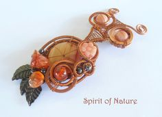 Wire wrappped necklace Wire owl necklace Copper owl necklace Copper owl pendant Agate owl necklace Carnelian necklace Jasper handmade by duhprirode on Etsy