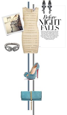 """299 Azzaro + On Aura Tout Vu"" by monnierfreres ❤ liked on Polyvore"