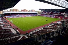 Boleyn Ground, Upton Park - The West Ham United home stadium.  This one's for my man!