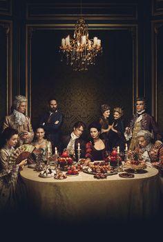outlander season 2   Outlander Season 2 Poster - Claire & Jamie Fraser Photo (39402794 ...