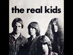 """The Real Kids - Do The Boob  (""""don't say there's nothing to do, when you can do The Boob!"""")"""
