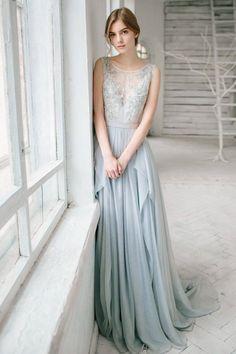 9 Colorful Wedding Dresses for Non-Traditional Brides   Dress: Ca'Rousel Fashion   emmalinebride.com...