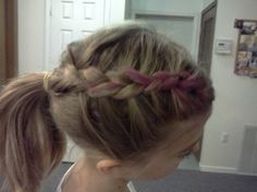 Super cute little girl hair style for medium #Hair Style #hairstyle #girl hairstyle| http://hairstyle266.blogspot.com