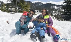 My Memorable Manali Tour Experience Full of Love and Adventure with ARV Holidays
