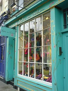 On Portobello Road in Notting Hill, London.   ASPEN CREEK TRAVEL - karen@aspencreektravel.com