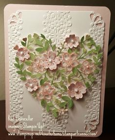 Shannon Jaramillo – details WOW! You can immerse yourself this week in 26 card creations by the talented members of my Stampin' Pretty Pals Virtual Community! Each Sunday, I share their work as my Pal