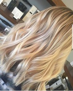 30 Cute Blonde Hair Color Ideas in 2020 - Best Shades of Blonde blonde Balayage. - 30 Cute Blonde Hair Color Ideas in 2020 – Best Shades of Blonde blonde Balayage Haarfarbe Thi - Cute Blonde Hair, Blonde Hair Shades, Going Blonde, Yellow Blonde Hair, Blonde Hair Colour, Blonde Color Chart, Warm Blonde Hair, Golden Blonde Hair, Hair Color Blondes