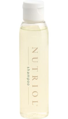 Don't forget to treat your hair as well as you treat your skin, Nutriol Shampoo.