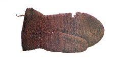 Rękodzielnica: Rekonstrukcja rękawicy z Arneiðarstaðir X-XI wiek....