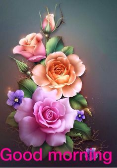 Details about Spring Roses - Chart Counted Cross Stitch Patterns Needlework for embroidery - Tattoos - Blumen Art Floral, Beautiful Roses, Beautiful Flowers, Decoupage, 5d Diamond Painting, Color Rosa, Flower Pictures, Flower Wallpaper, Flower Art