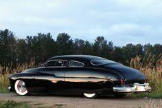 1950 Mercury Coupe Custom