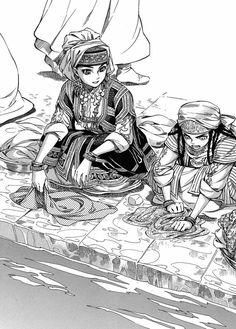 a bride's story manga | Amir and Pariya from A Bride's Story. | Anime/Manga
