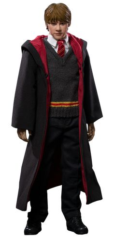 Harry potter ron weasley sixth scale figure by star ace toys Harry Potter Ron Weasley, Harry And Hermione, Harry Potter Actors, Harry Potter Outfits, Harry Potter Diy, Harry Potter Action Figures, Monster Book Of Monsters, Yer A Wizard Harry, Harry Potter Birthday
