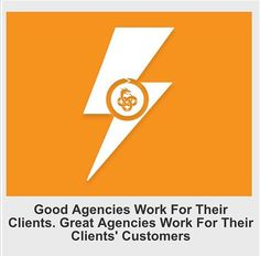 Most agencies are under the false impression that the only client they need to impress is you. The problem with that is when it comes to creating advertising that works you're not the client that matters your customer is. Advertising, Things To Come, Letters, Instagram, Letter, Lettering, Calligraphy