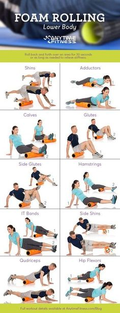 How to Effectively Foam Roll Your Upper & Lower Body http://blog.anytimefitness.com/effectively-foam-roll-upper-lower-body/?utm_campaign=coschedule&utm_source=pinterest&utm_medium=Anytime%20Fitness&utm_content=How%20to%20Effectively%20Foam%20Roll%20Your%20Upper%20and%20Lower%20Body