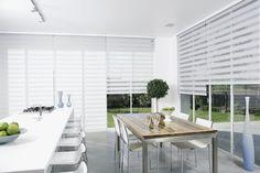 Sheer Elegance  A stunning modern blind combining the elegance of a Sheer blind and versatility of a roller blind, offering customers a unique light filtering effect.  Sheer Elegance provides a chic look, clean lines and privacy with a modern twist.  http://www.sunflex.co.uk/index.php?page=shop.product_details=flypage.tpl_id=47_id=22=com_virtuemart=999223372036854775807