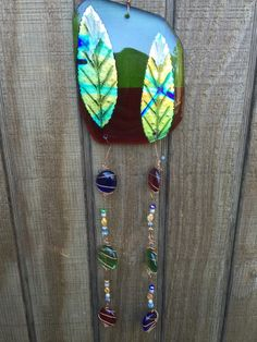 Beautiful Suncatcher by PeaceLoveHopeGlass on Etsy https://www.etsy.com/listing/260798640/beautiful-suncatcher