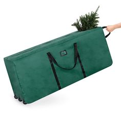 Keep your Christmas tree in good condition by storing it properly between seasons. We researched the best Christmas tree storage bags available right now. Christmas Tree Storage Box, Christmas Fun, Underbed Storage Bags, Bag Storage, Holiday Decor, Holiday Ideas, Holiday Fun, Christmas Decorations