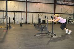 More Prowler pushing. Wish I had a huge warehouse as my gym! Warehouse Gym, Loyalty Rewards Program, Gym Photos, My Gym, Fitness Inspiration, Health Fitness, Future, Future Tense, Health And Wellness